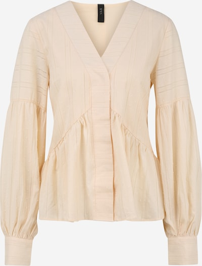 Y.A.S (Tall) Bluse 'UNITTA' in creme, Produktansicht