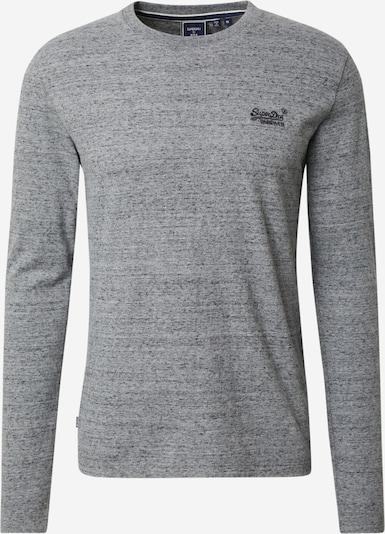 Superdry Shirt in graphit, Produktansicht