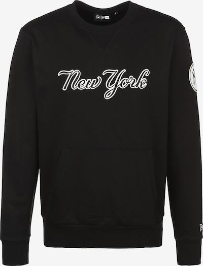 NEW ERA Sweatshirt in schwarz, Produktansicht