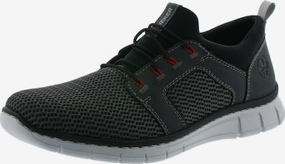 Sneaker bassa RIEKER di colore grigio scuro, Visualizzazione prodotti