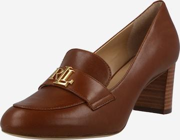 Lauren Ralph Lauren Pumps 'BRENDI' i brun