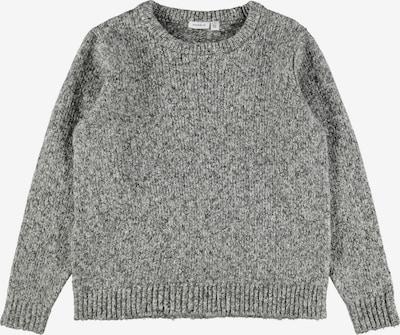 NAME IT Pullover 'Onaran' in graumeliert, Produktansicht