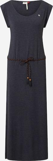 Ragwear Jurk 'TAG' in de kleur Nachtblauw / Karamel, Productweergave