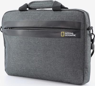 National Geographic Aktentasche 'Stream' in grau, Produktansicht