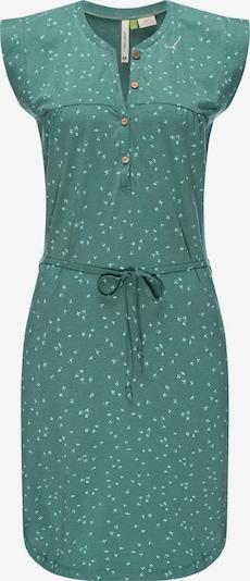 Ragwear Kleid in grün / mint, Produktansicht