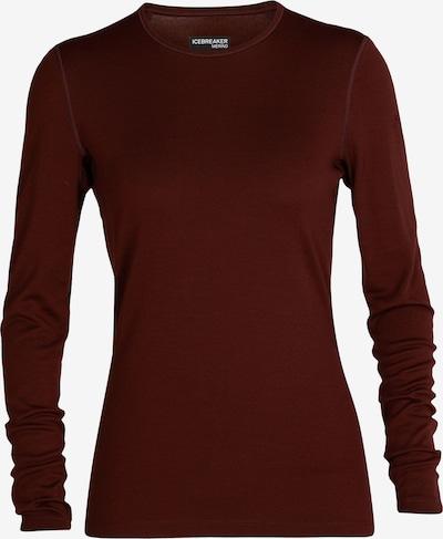 ICEBREAKER Functioneel shirt 'Oasis' in de kleur Roodviolet, Productweergave