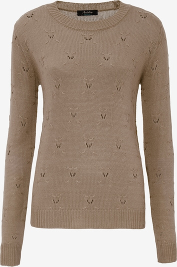 Aniston CASUAL Pullover in sand, Produktansicht