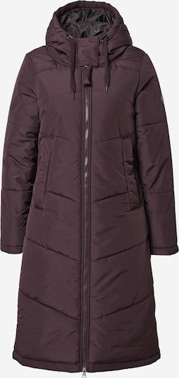 Iriedaily Winter Coat 'Paddie' in Aubergine, Item view
