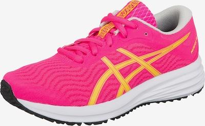 ASICS Sportschuh 'PATRIOT 12' in gelb / neonpink, Produktansicht