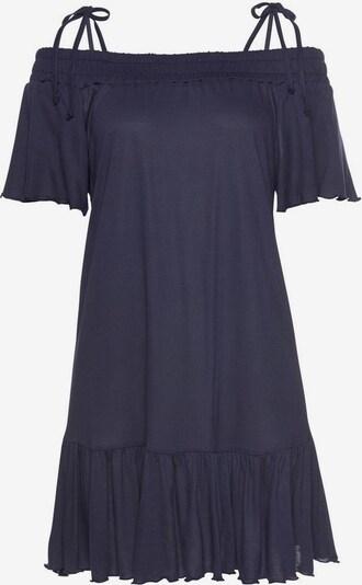 LASCANA Kleid in blau, Produktansicht
