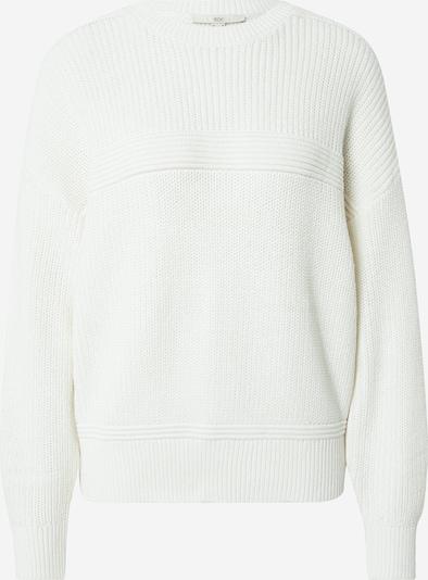 EDC BY ESPRIT Pullover in weiß, Produktansicht
