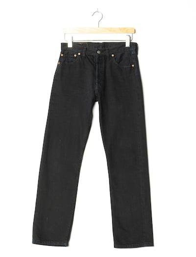LEVI'S Jeans in 30/30 in schwarz, Produktansicht