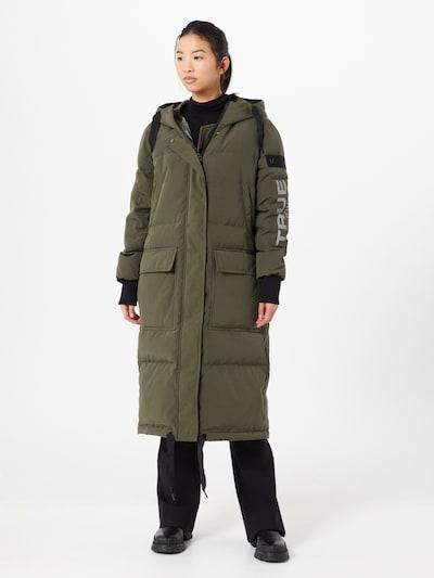 True Religion Mantel in khaki, Modelansicht