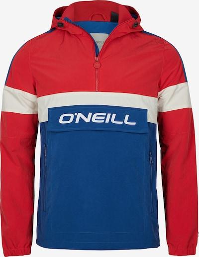 Geacă de primăvară-toamnă O'NEILL pe albastru / roșu / alb, Vizualizare produs
