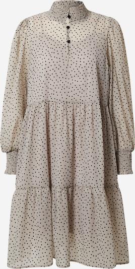 Sofie Schnoor Robe-chemise en beige foncé / noir, Vue avec produit