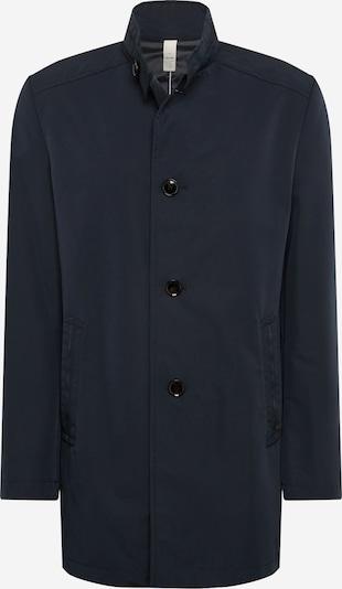 s.Oliver BLACK LABEL Mantel in dunkelblau, Produktansicht