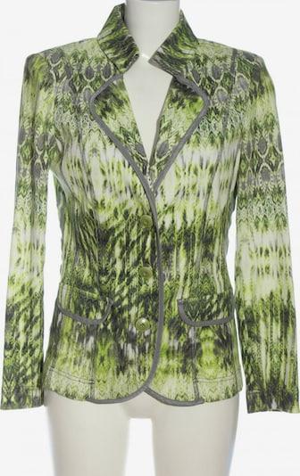APANAGE Blazer in L in Light grey / Green / White, Item view