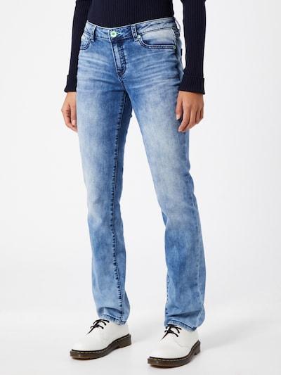 Soccx Vaquero 'RO:MY' en azul, Vista del modelo