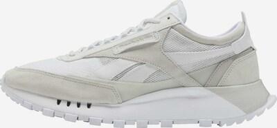 Reebok Classic Sneakers laag 'Legacy' in de kleur Grijs / Wit, Productweergave