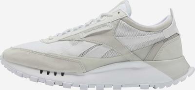 Reebok Classic Sneaker 'Legacy' in grau / weiß, Produktansicht