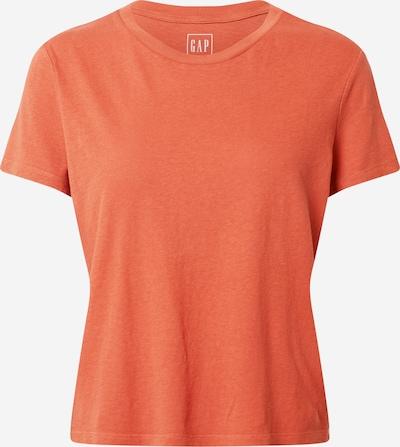 GAP Shirt in de kleur Oranjerood, Productweergave