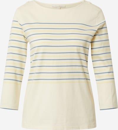 TOM TAILOR DENIM Majica u plava / žuta / bijela, Pregled proizvoda