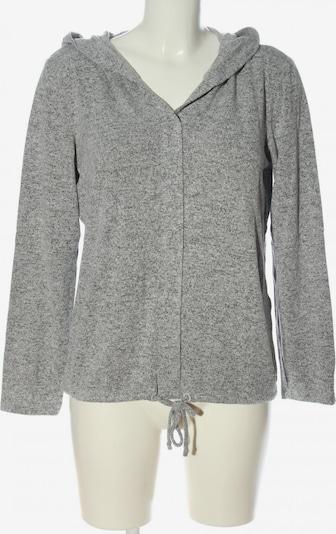 TOM TAILOR Kapuzensweatshirt in M in hellgrau, Produktansicht