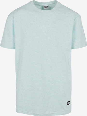 Maglietta di Urban Classics in blu