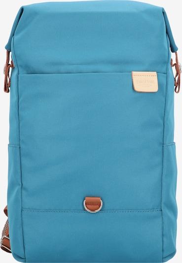Harvest Label Nosaka Rucksack 50 cm in blau / hellblau, Produktansicht