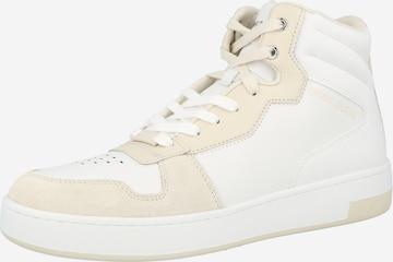 Calvin Klein Jeans Kõrged ketsid, värv valge