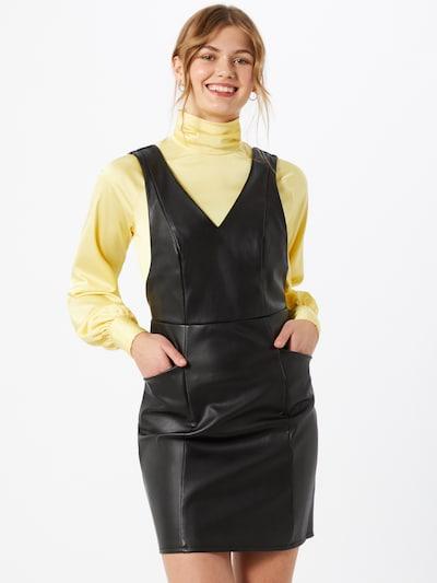 Dorothy Perkins Robe 'Pinny' en noir, Vue avec modèle