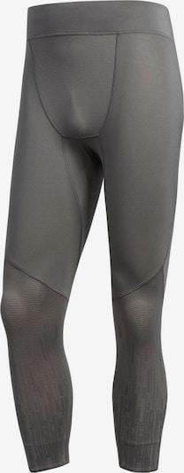 ADIDAS PERFORMANCE Sportbroek in de kleur Donkergrijs, Productweergave