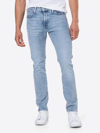 Levi's Made & Crafted Jeansy 'LMC 511™' w kolorze jasnoniebieskim, Podgląd na modelu(-ce)