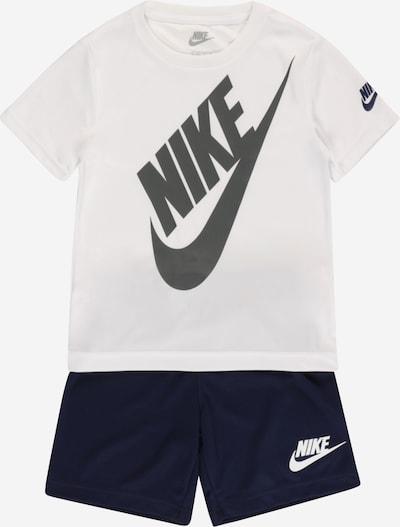 Trening 'FUTURA' Nike Sportswear pe bleumarin / alb, Vizualizare produs