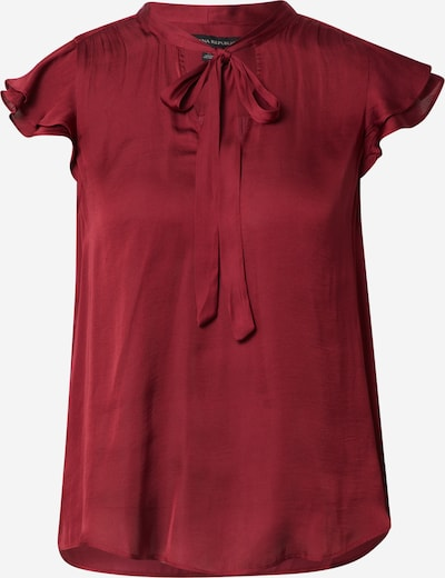 Banana Republic Bluse in bordeaux, Produktansicht