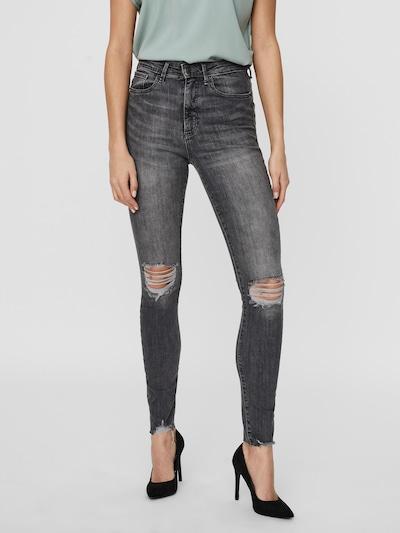VERO MODA Jeans 'Sophia' in grey denim, Modelansicht