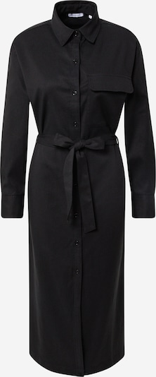 KnowledgeCotton Apparel Kleid 'Azalea' in schwarz, Produktansicht
