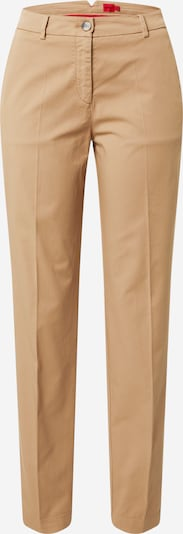 HUGO Chino trousers 'Hecia-1-D' in Light beige, Item view