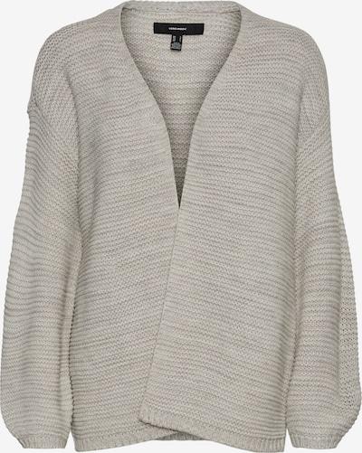VERO MODA Knit Cardigan 'No Name' in Light grey, Item view