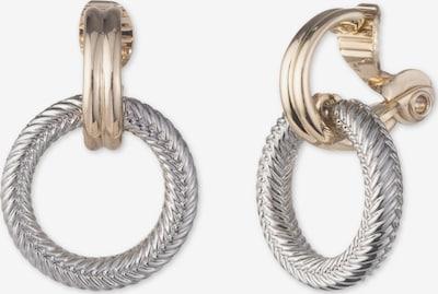 Lauren Ralph Lauren Boucles d'oreilles en or / argent, Vue avec produit
