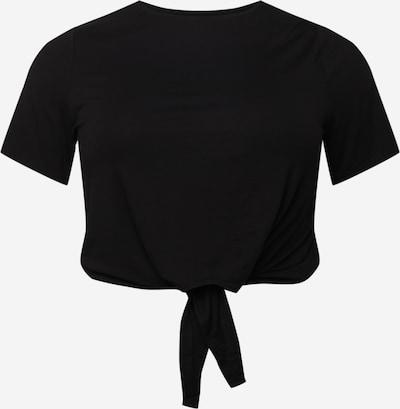 PIECES Curve Tričko 'NEORA' - čierna, Produkt