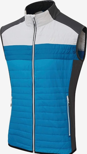 DARE 2B Weste 'Mountaineer' in blau / schwarz / weiß, Produktansicht