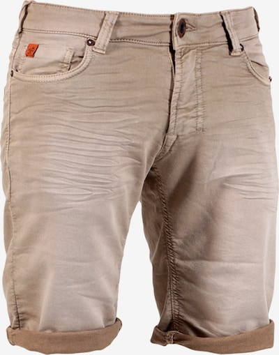 Miracle of Denim Shorts 'Thomas' in beige, Produktansicht
