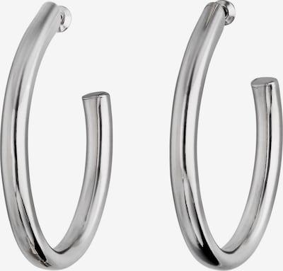Six Earrings in Silver, Item view