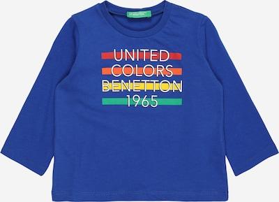 UNITED COLORS OF BENETTON T-Shirt in blau / mischfarben, Produktansicht