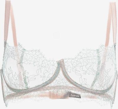 Aurore Lingerie BH in de kleur Nude / Groen, Productweergave