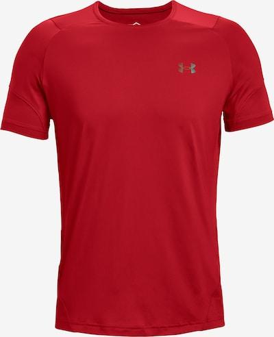 UNDER ARMOUR T-Shirt fonctionnel en rouge, Vue avec produit
