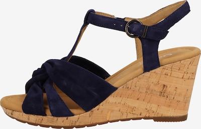 GABOR Sandalen in blau, Produktansicht