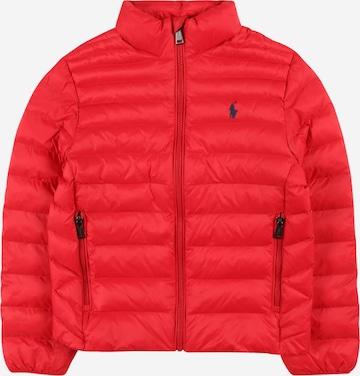Veste mi-saison Polo Ralph Lauren en rouge