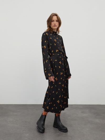 EDITED Dress 'Miry' in Black, View model